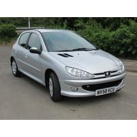 2008 Peugeot 206 1.4 Look - LOW MILEAGE