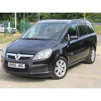 2006 Vauxhall Zafira 1.8 Active - ONE OWNER
