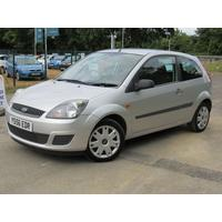 2007 Ford Fiesta 1.25 Style Climate