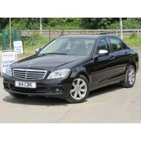 2007 Mercedes C220 SE CDi Auto - LOW MILEAGE