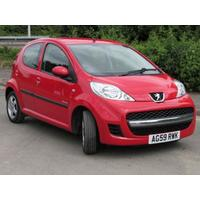 2009 Peugeot 107 Verve - ONE OWNER
