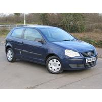 2006 Volkswagen Polo 1.2 E - LOW MILEAGE