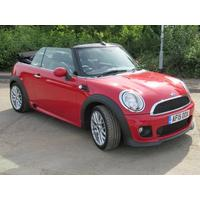 2015 Mini Cooper Cabriolet with John Works Kit