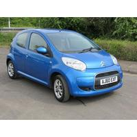2010 Citroen C1 VTR +- LOW MILEAGE