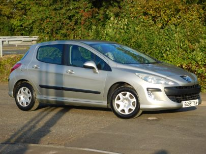 2009 Peugeot 308 1.6 S - SOLD