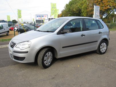 2009 Volkswagen Polo 1.2 E - SOLD