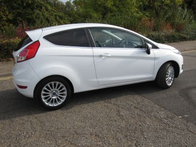2013 Ford Fiesta 1.0 Titanuim - SOLD