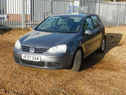 2007 Volkswagen Golf 1.9 TDi Match - SOLD