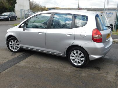 2009 Honda Jazz 1.4 SE Auto - Low Mileage