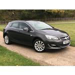 2014 Vauxhall Astra 1.6 Elite - LOW MILEAGE