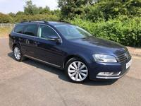 2013 Volkswagen Passat 2.0 TDi BlueMotion Highline