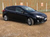 2014 Ford Focus 1.6 TDCi Zetec - SOLD