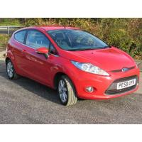 2009 Ford Fiesta 1.25 Zetec - LOW MILEAGE
