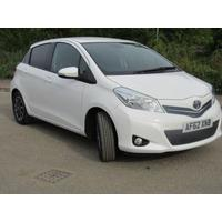 2012 Toyota Yaris1.0 VVTi Edition - LOW MILEAGE