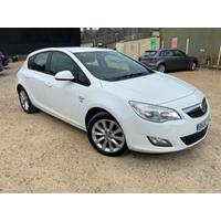 2012 Vauxhall Astra 1.6 Active - Low Mileage