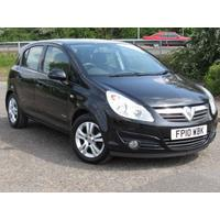2010 Vauxhall Corsa 1.2 Energy - SOLD