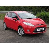 2011 Ford Fiesta 1.4 TDCi Titanium - Low Tax