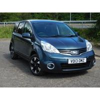 2013 Nissan Note 1.6 Tekna + AUTOMATIC