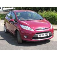 2009 Ford Fiesta 1.6 TDCi Zetec - Low Mileage