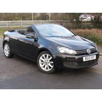 2012 Volkswagen Golf 2.0 TDi Bluemotion SE Cabrio