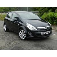 2012 Vauxhall Corsa 1.2 Active - One Owner