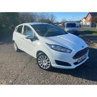 2013 Ford Fiesta 1.25 Style - Low Mileage