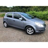 2009 Vauxhall Corsa 1.0 Active - Low Milege