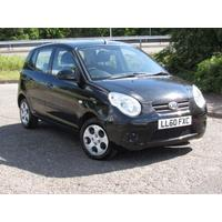 2011- Kia Picanto 1.1 Graphite - Low Tax