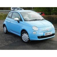 2013 Fiat 500 1.2 Colour Therapy - SOLD