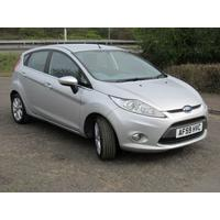 2009 Ford Fiesta 1.4 Zetec - SOLD