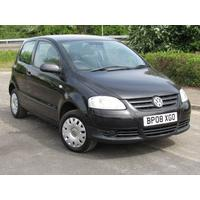2008 Volkswagen Urban 1.2 Fox - SOLD