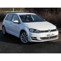 2015 Volkswagen Golf 2.0 TDi Bluemotion GT