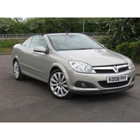 2008 Vauxhall Astra 1.9 CDTi Design Twin Top
