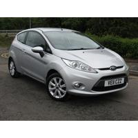 2011 Ford Fiesta 1.4 Zetec TDCi - Low Mileage
