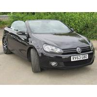 2013 Volkswagen Golf GTD Bluemotion DSG Cabrio