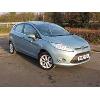 2010 Ford Fiesta 1.4 Zetec Automatic
