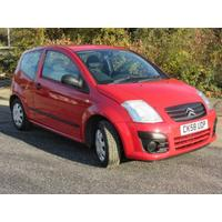 2008 Citroen C2 1.1 Vibe - LOW MILEAGE