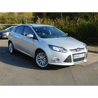 2013 Ford Focus 2.0 TDCi Zetec Automatic