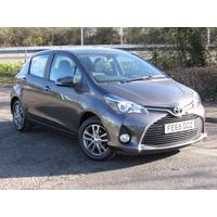 2015 Toyota Yaris ICON 1.3 VVTi - Low Mileage