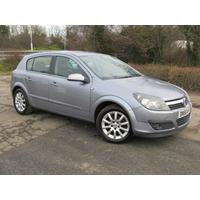 2007 Vauxhall Astra 1.8 Elite - SOLD