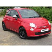 2011 Fiat 500 -SOLD TO AIMEE