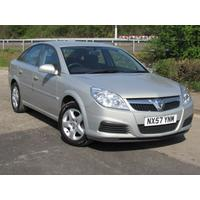 2007 Vauxhall Vectra 1.8 Exclusive - SOLD