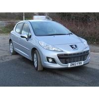 2012 Peugeot 207 1. 4 Active - Low Mileage