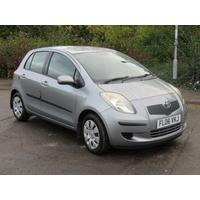 2006 Toyota Yaris 1.0 T3 - LOW MILEAGE