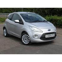 2011 Ford Ka 1.25 Zetec - Low Mileage