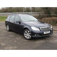 2012 Mercedes C200 CDi BlueEfficiency SE Estate