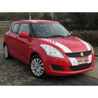 2011 Suzuki Swift 1.2 SZ3 - LOW MILEAGE