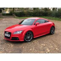 2012 Audi TT 2.0 TD Black Edition- Great Condition