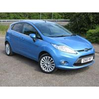 2010 Ford Fiesta 1.4 Titanium - Low Mileage
