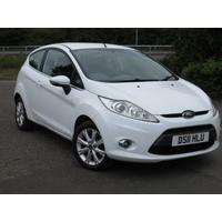 2011 Ford Fiesta 1.4 Zetec - Low Mileage